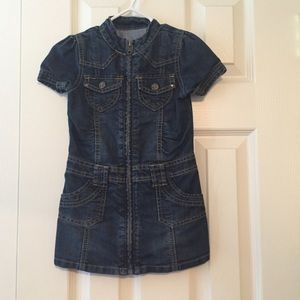 Other - Toddler Girl's denim dress